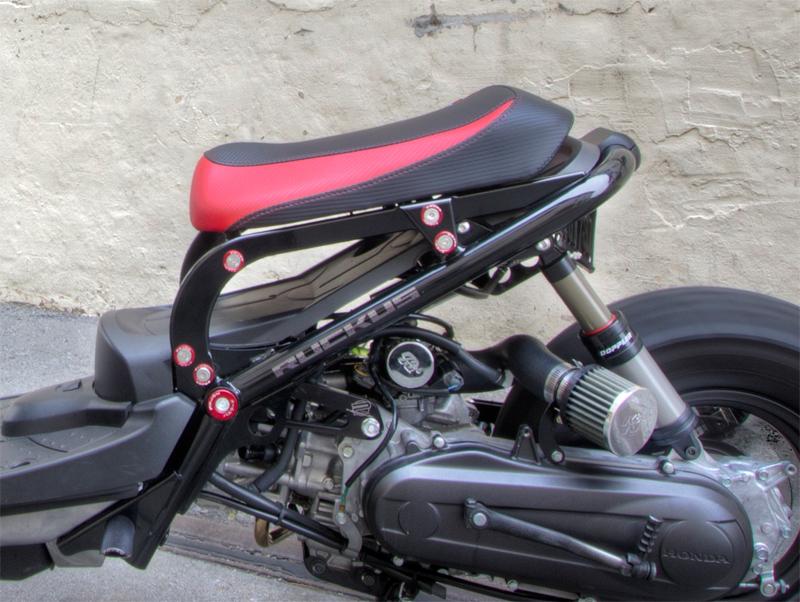 The DORF Seat Frame - Ruckn Ruckn